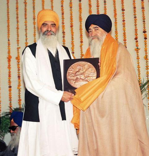 AGSS 1999 Bhai Angad Singh Delhi