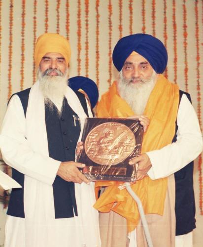AGSS 1999 Bhai Sahib Jasbir Singh Ji Khalsa