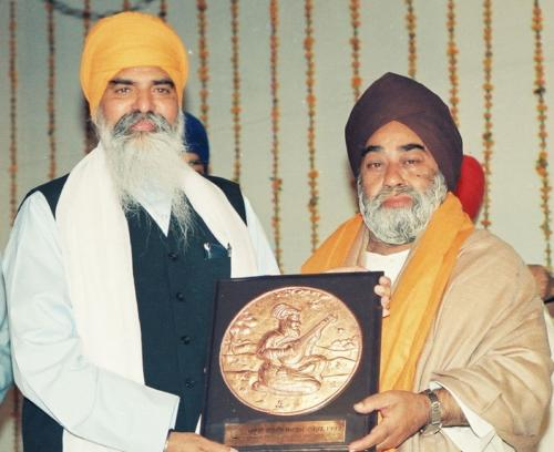 AGSS 1999 Principal Shamsher Singh Kreer