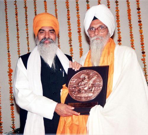 AGSS 1999 Prof Kartar Singh
