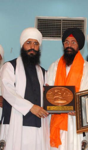 AGSS 2007 Dr Darshan Singh Narula