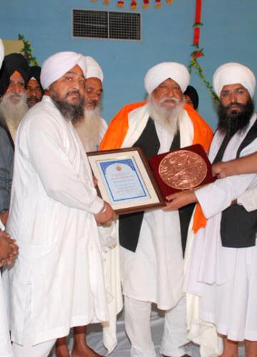 AGSS 2011 Bhai Gulbag Singh Bodal