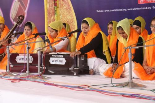 P. CharanJeet Kaur Ji (Kirtan Teacher Jawaddi Taksal)
