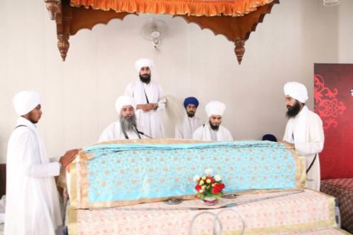 Antim Ardaas Samagam Jathedar Bhai Kuldeep Singh ji (2)
