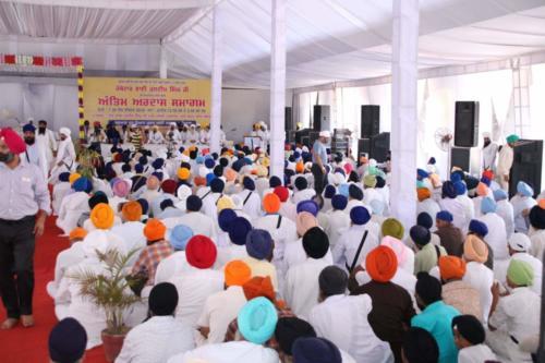 Antim Ardaas Samagam Jathedar Bhai Kuldeep Singh ji (26)