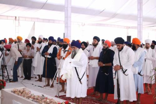 Antim Ardaas Samagam Jathedar Bhai Kuldeep Singh ji (48)