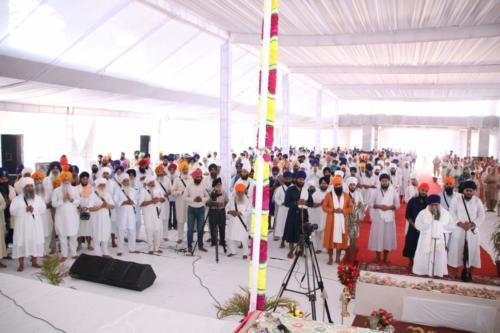 Antim Ardaas Samagam Jathedar Bhai Kuldeep Singh ji (50)