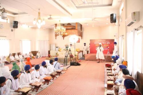 Arambh Shri Sahaj Path Sant Baba Amir Singh ji Jawaddi Taksal (10)