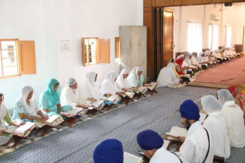 Arambh Shri Sahaj Path Sant Baba Amir Singh ji Jawaddi Taksal (3)