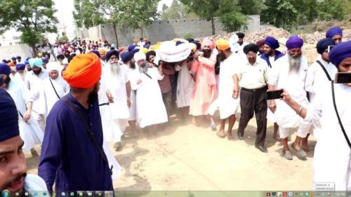 Baba Kuldeep Singh ji Antim Darshan (11)