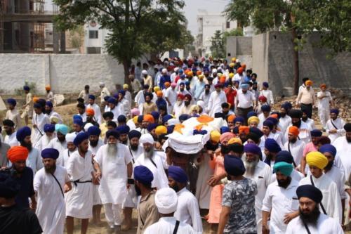 Baba Kuldeep Singh ji Antim Darshan (13)