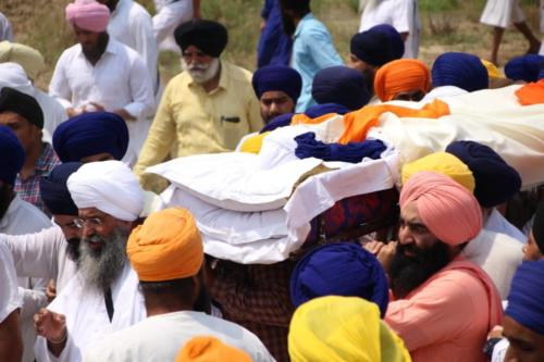 Baba Kuldeep Singh ji Antim Darshan (14)