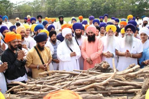 Baba Kuldeep Singh ji Antim Darshan (17)