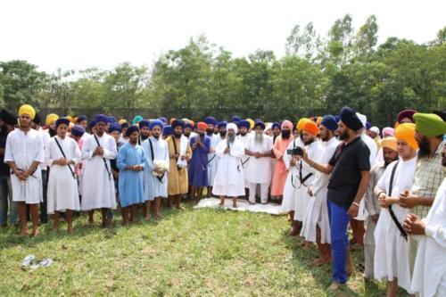 Baba Kuldeep Singh ji Antim Darshan (22)