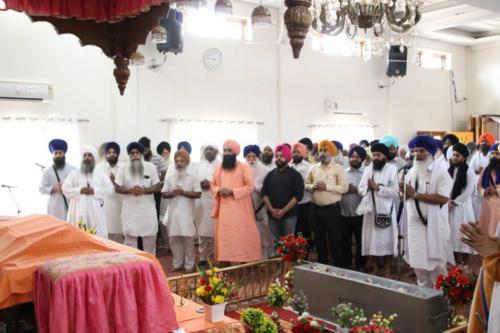 Baba Kuldeep Singh ji Antim Darshan (23)