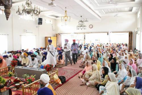 Baba Kuldeep Singh ji Antim Darshan (25)