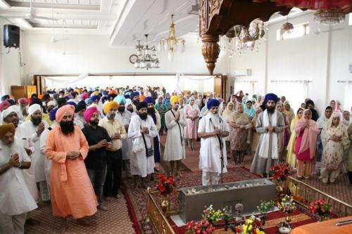 Baba Kuldeep Singh ji Antim Darshan (27)