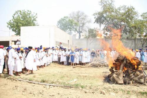 Baba Kuldeep Singh ji Antim Darshan (28)