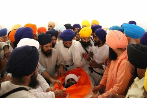 Baba Kuldeep Singh ji Antim Darshan (3)