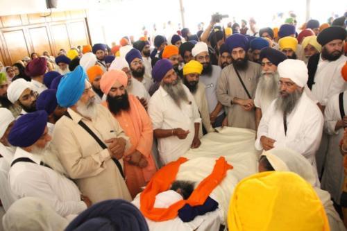 Baba Kuldeep Singh ji Antim Darshan (7)
