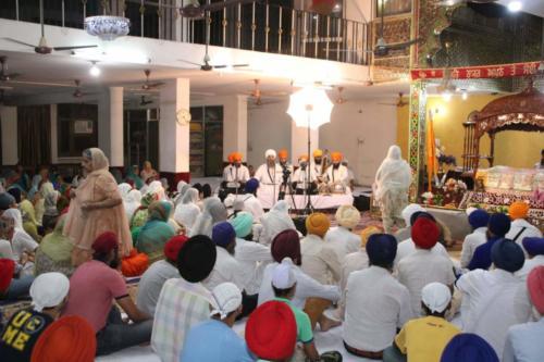 Gurdwara Sri guru Singh Sabha Karnail Singh Nagar - Sant Baba Amir Singh ji (10)