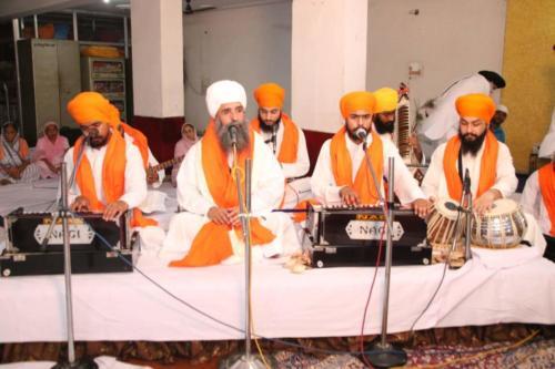 Gurdwara Sri guru Singh Sabha Karnail Singh Nagar - Sant Baba Amir Singh ji (4)