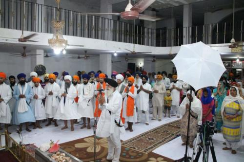 Gurdwara Sri guru Singh Sabha Karnail Singh Nagar - Sant Baba Amir Singh ji (5)