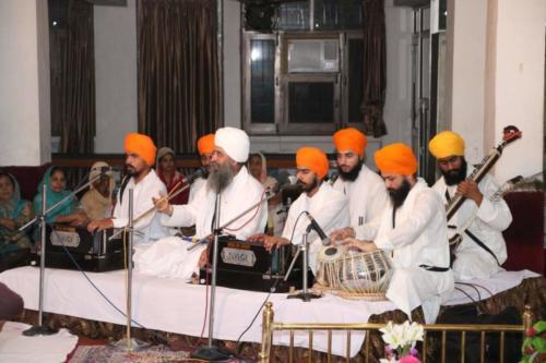 Gurdwara Sri guru Singh Sabha Karnail Singh Nagar - Sant Baba Amir Singh ji (6)