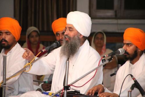 Gurdwara Sri guru Singh Sabha Karnail Singh Nagar - Sant Baba Amir Singh ji (7)