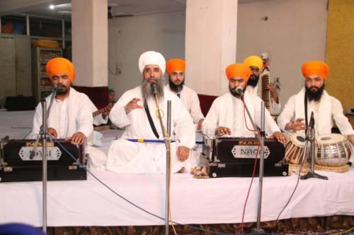 Gurdwara Sri guru Singh Sabha Karnail Singh Nagar - Sant Baba Amir Singh ji (8)