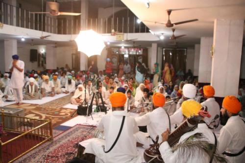 Gurdwara Sri guru Singh Sabha Karnail Singh Nagar - Sant Baba Amir Singh ji (9)