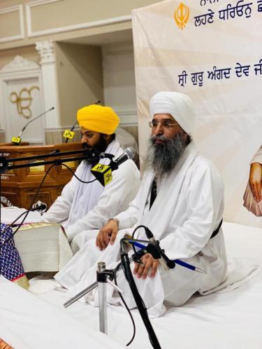 Sant Baba Amir Singh ji Canada Tour 2018 (12)