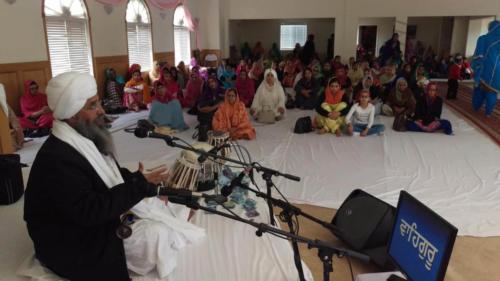 Sant Baba Amir Singh ji Canada Tour 2018 (6)
