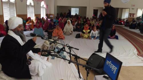 Sant Baba Amir Singh ji Canada Tour 2018 (8)