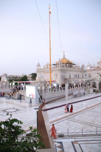 Yatra Sri Hazoor Sahib - Sant Baba Amir Singh ji Jawaddi Taksal and Sangat 2018 (102)