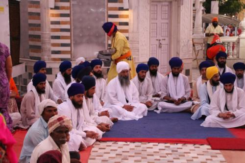 Yatra Sri Hazoor Sahib - Sant Baba Amir Singh ji Jawaddi Taksal and Sangat 2018 (104)