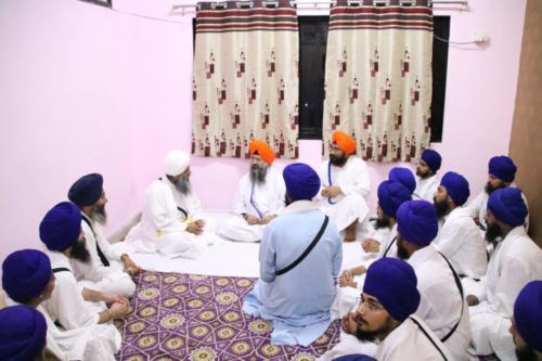 Yatra Sri Hazoor Sahib - Sant Baba Amir Singh ji Jawaddi Taksal and Sangat 2018 (106)