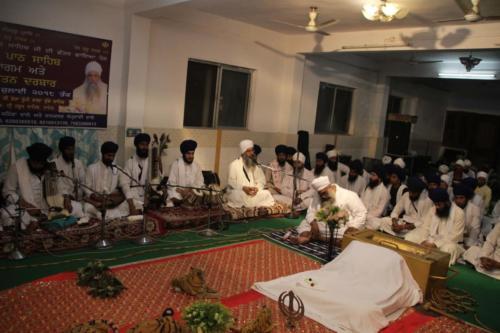 Yatra Sri Hazoor Sahib - Sant Baba Amir Singh ji Jawaddi Taksal and Sangat 2018 (79)