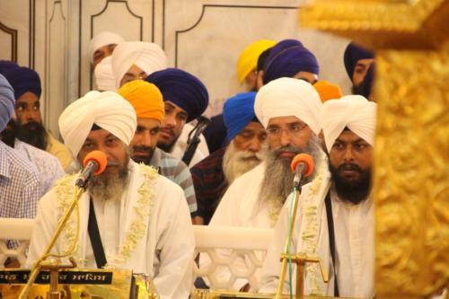 Yatra Sri Hazoor Sahib - Sant Baba Amir Singh ji Jawaddi Taksal and Sangat 2018 (80)