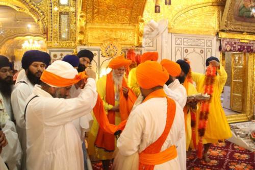 Yatra Sri Hazoor Sahib - Sant Baba Amir Singh ji Jawaddi Taksal and Sangat 2018 (82)