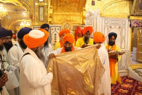 Yatra Sri Hazoor Sahib - Sant Baba Amir Singh ji Jawaddi Taksal and Sangat 2018 (83)