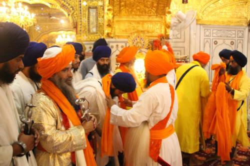 Yatra Sri Hazoor Sahib - Sant Baba Amir Singh ji Jawaddi Taksal and Sangat 2018 (85)