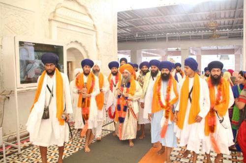 Yatra Sri Hazoor Sahib - Sant Baba Amir Singh ji Jawaddi Taksal and Sangat 2018 (86)