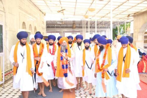 Yatra Sri Hazoor Sahib - Sant Baba Amir Singh ji Jawaddi Taksal and Sangat 2018 (87)