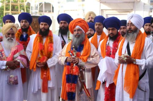 Yatra Sri Hazoor Sahib - Sant Baba Amir Singh ji Jawaddi Taksal and Sangat 2018 (88)