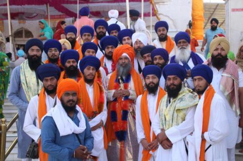 Yatra Sri Hazoor Sahib - Sant Baba Amir Singh ji Jawaddi Taksal and Sangat 2018 (90)