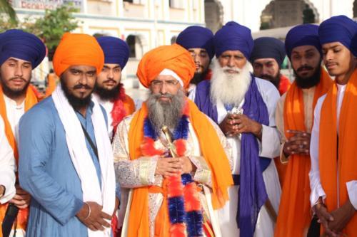 Yatra Sri Hazoor Sahib - Sant Baba Amir Singh ji Jawaddi Taksal and Sangat 2018 (92)