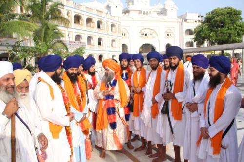 Yatra Sri Hazoor Sahib - Sant Baba Amir Singh ji Jawaddi Taksal and Sangat 2018 (93)