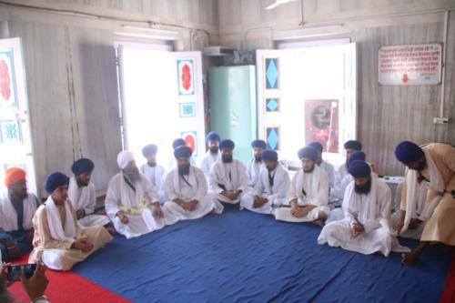 Yatra Sri Hazoor Sahib - Sant Baba Amir Singh ji Jawaddi Taksal and Sangat 2018 (97)