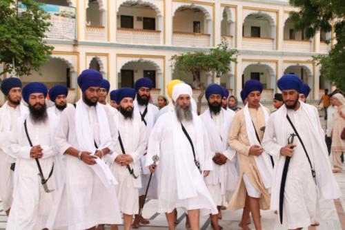 Yatra Sri Hazoor Sahib - Sant Baba Amir Singh ji Jawaddi Taksal and Sangat 2018 (99)